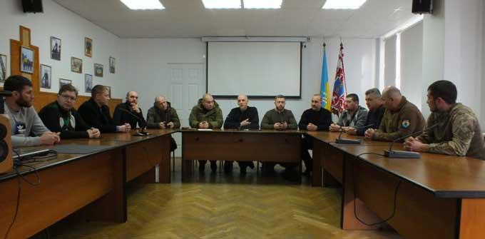 Завдяки черкаським атовцям місто отримало бюджет-2018