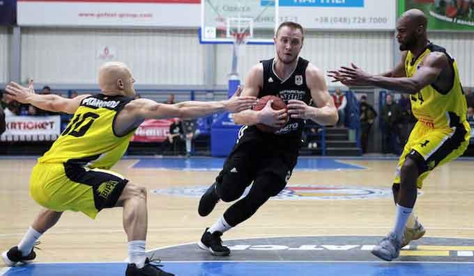 Олександр Кольченко встановив рекорд та став лідером сезону за результативністю