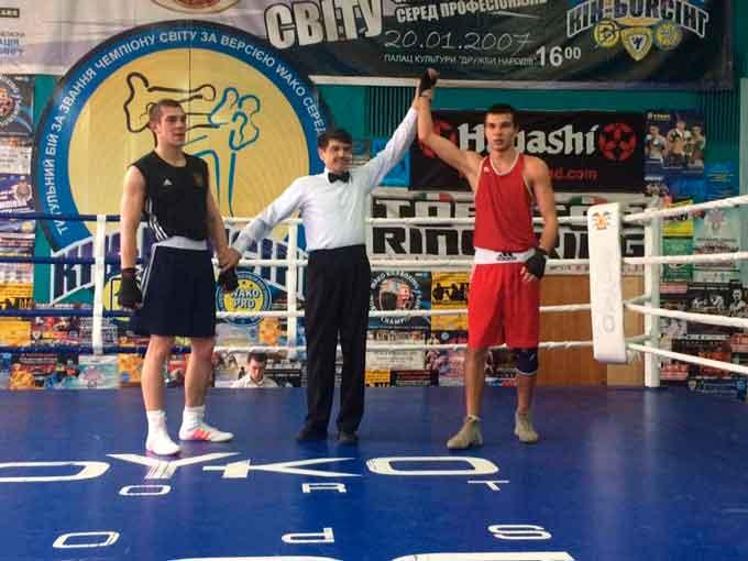 Студент УДПУ здобув перемогу в чемпіонаті області з боксу