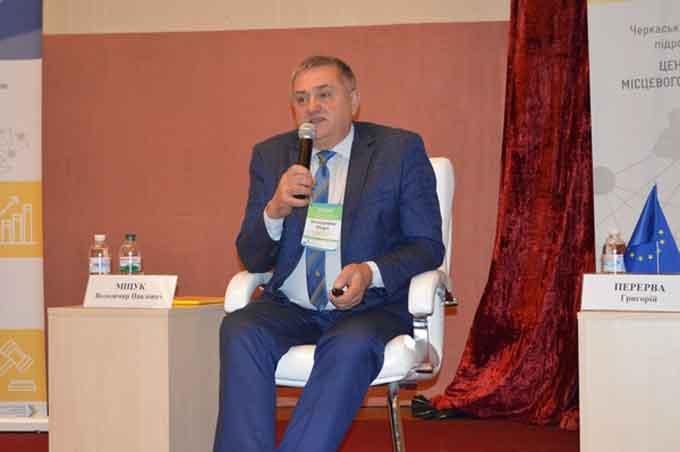 Володимир Міцук: «на Черкащині ОТГ готові до процесу передачі землі у власність громад»