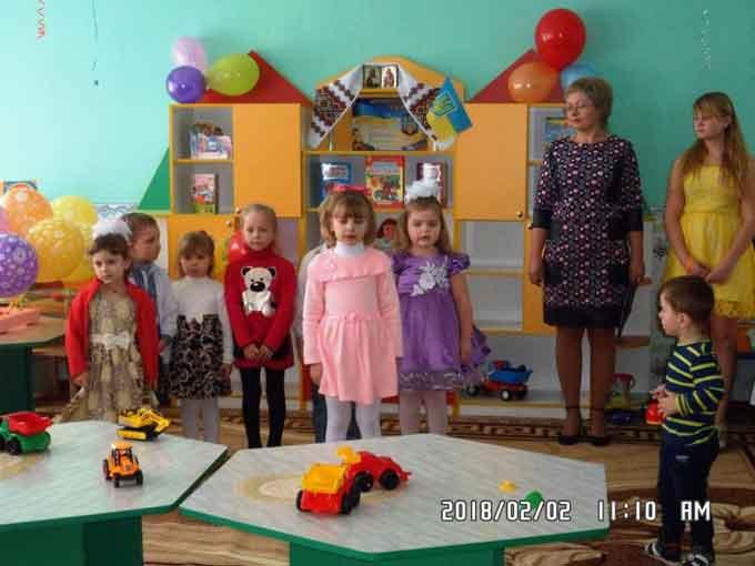 У селі на Шполянщині відкрили нову групу в дитсадку