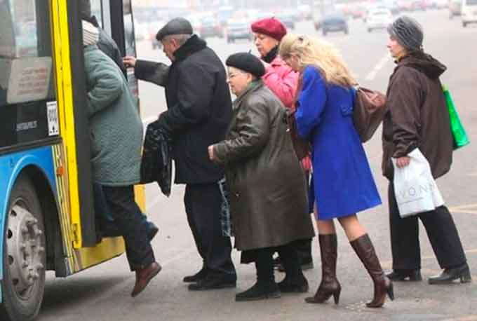 У громадському транспорті Канева рахуватимуть пасажирів