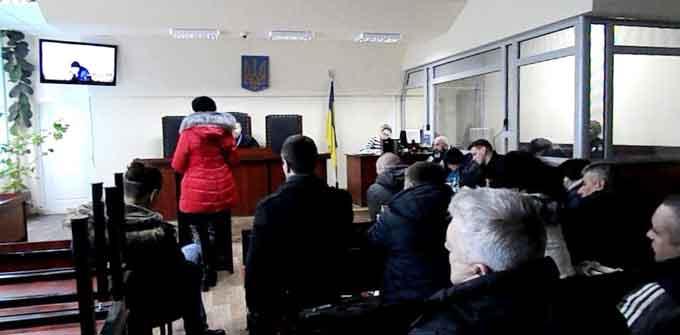 У Черкаському суді розглядають справу проти відомого кримінального авторитету