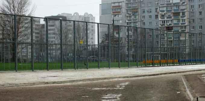 Черкаський ліцей спортивного профілю дочекався оновлення (відео)