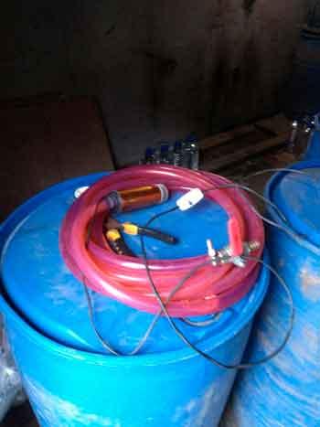 На Черкащині виявлено безліцензійну торгівлю алкогольними напоями та тютюновими виробами