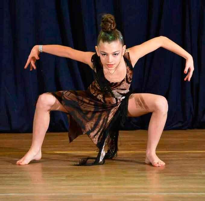 Черкащанки здобули титули чемпіонів України зі сучасних танців