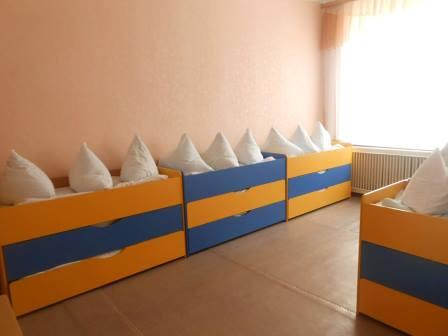 У шполянському дитячому садочку «Сонечко» з'явилися нові ліжка