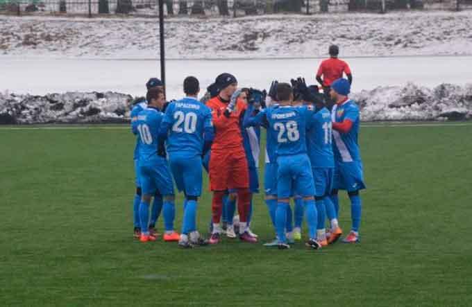 «Черкаський Дніпро» входить у фінальну фазу підготовки до другої частини чемпіонату