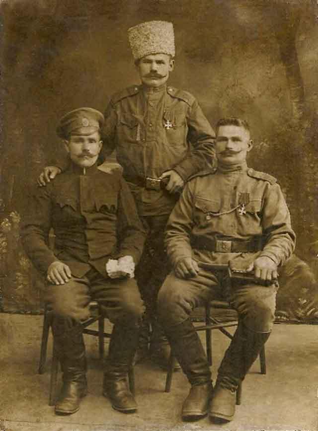 Історик відшукав на Чигиринщині особливу стару світлину (фото)