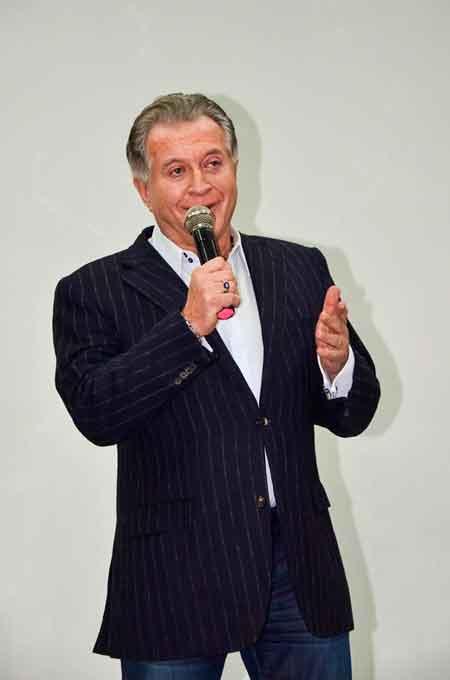 В УДПУ зустрілися із мільярдером Марком Гінзбургом (фото)