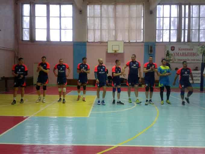 Уманська волейбольна команда «А-пілон» вийшла у фінал чемпіонату України