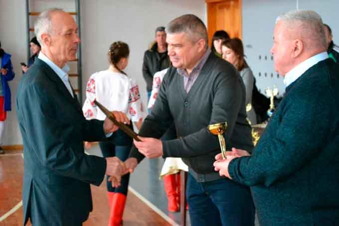 Відзначено кращих спортсменів і діячів фізичної культури та спорту Драбівщини