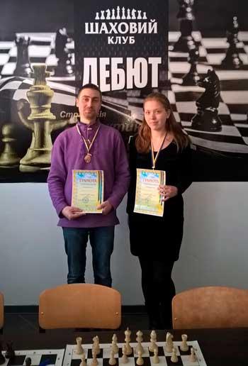 Відбувся відкритий Чемпіонат міста Черкаси із шахів