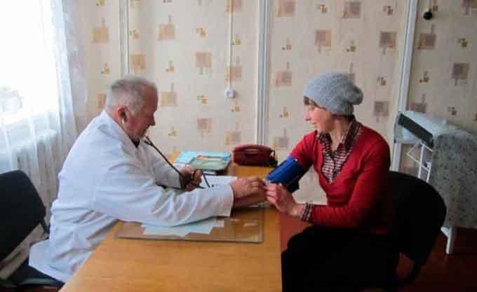 Уже 52 роки лікар на Черкащині ставить безпомилкові діагнози