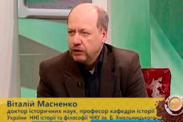 Професор ЧНУ розповів правдиву історію про український Крим