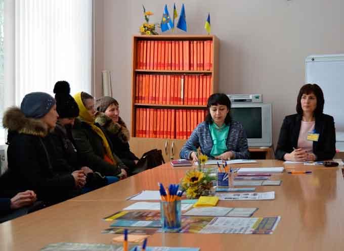 У Маньківці відбулося засідання жіночого клубу «Порадниця»