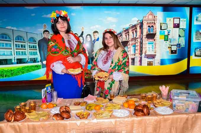 Студенти УДПУ збирали кошти на підтримку українських військових (фото)