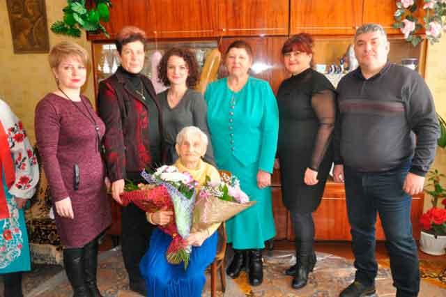 На Черкащині дві жінки відсвяткували сотий день народження