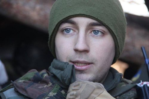 Герой України Андрій Кизило