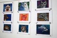 У Черкасах відкрився соціально-мистецький проект «Хвіст-ART» (фото)