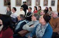 У Черкаському обласному художньому музеї відкрилася виставка дивовижних картин Івана Марчука (фото)
