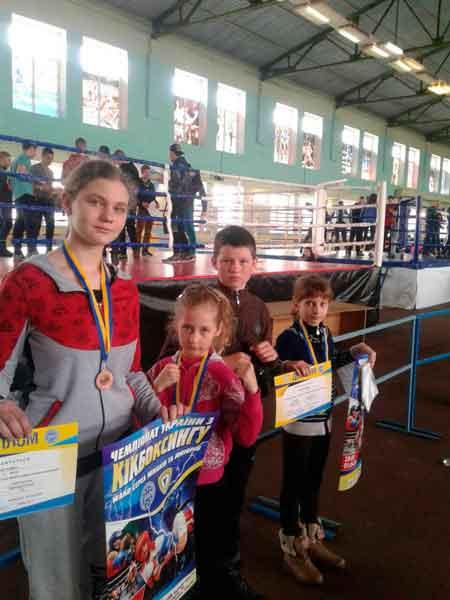 Чергові медальні здобутки спортсменок з Христинівщини