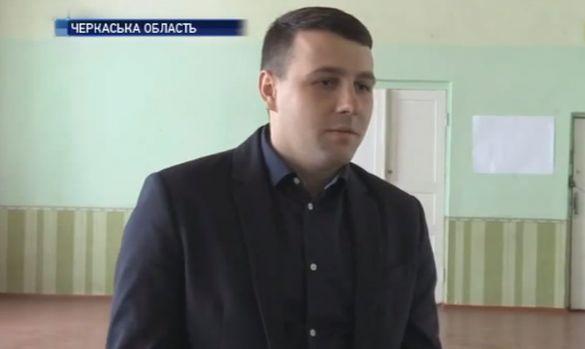 Йому лише 25: у Черкаській області працює наймолодший в Україні директор школи