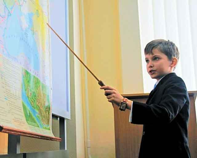 Вундеркінд з енциклопедичною пам'яттю: черкащанин став наймолодшим читачем лекцій у світі