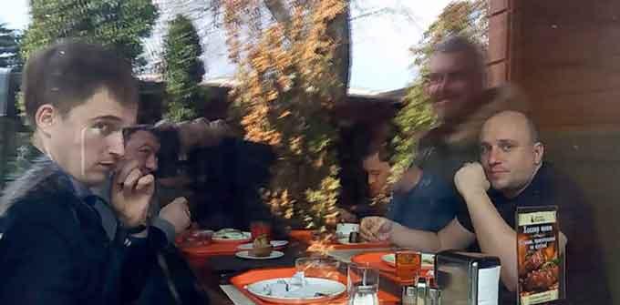 Колишній та нинішній секретарі Черкаської міської ради зустрілися за дружнім обідом (відео)