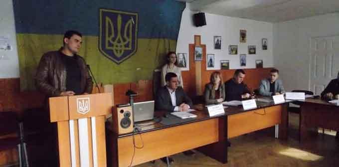 Черкаські свободівці відкрито лобіюють бізнес інтереси депутатів від БПП (відео)