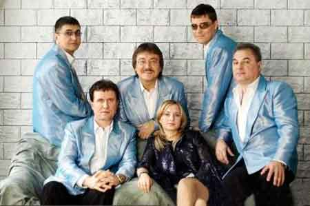 На наступному тижні у Каневі запланований виступ вокально-інструментального ансамблю «Синяя птица»