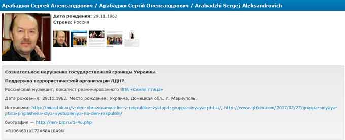до «чистилища» українського центру «Миротворець»