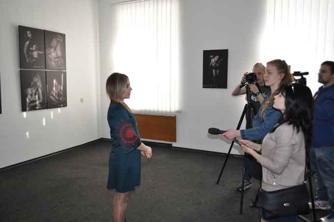Автор проекту Ольга Носова-Єлісєєва розповіла про його мистецьку і соціальну складові
