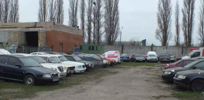 Ігрові автомати, труни та автівки: яке майно конфіскували у черкаських боржників (відео)