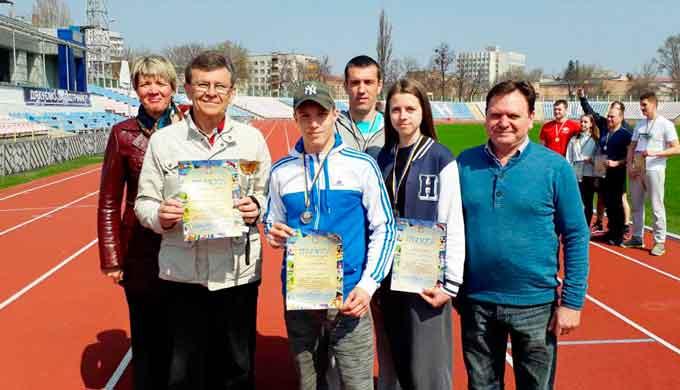 Спортсмени ЧlПБ – срібні призери спартакіади з поліатлону