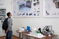 Дизайн – сьоме відчуття: у Черкасах відбулося відкриття міжнародної виставки (фото)