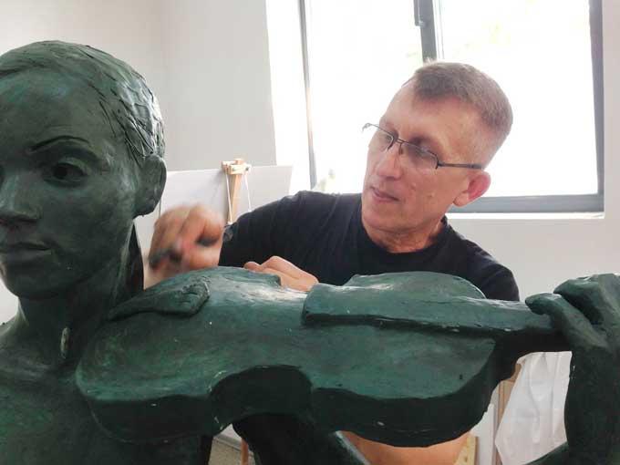 19 травня у Черкасах відбудеться урочисте відкриття скульптури «Висока нота»