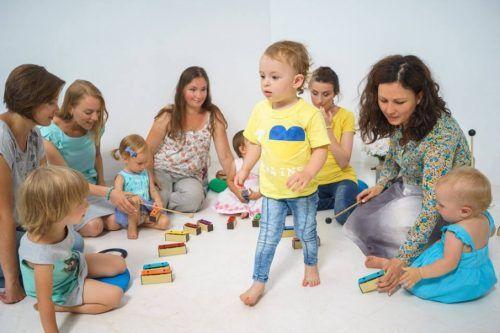 Орф-педагогіка: черкащанка закохує діток у музику