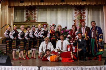 Прем'єра музичної комедії «Сватання на Гончарівці» відбулася у Монастирищі