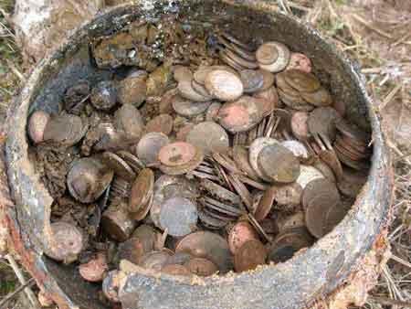 На Черкащині великі клади знаходили у 13 населених пунктах