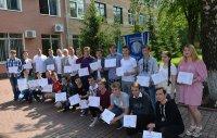 Черкаські студенти першими в Україні отримали оригінальні сертифікати Гарвардського університету