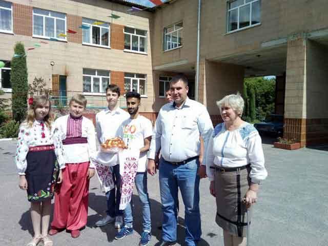 Чорнявська школа стала учасником освітньої революції GoCamp