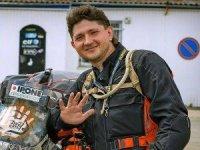 Лідер гурту «Вперше Чую» Григорій Вагапов організовує унікальний велотур за децентралізацію