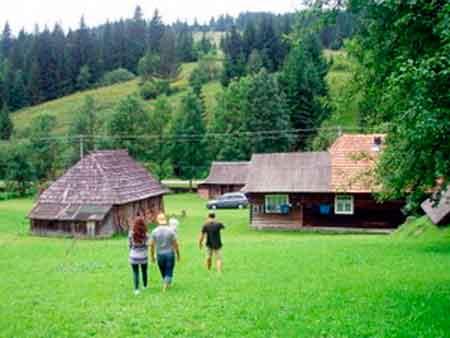 Зелені садиби Корсунщини дозволяють реалізувати власний потенціал