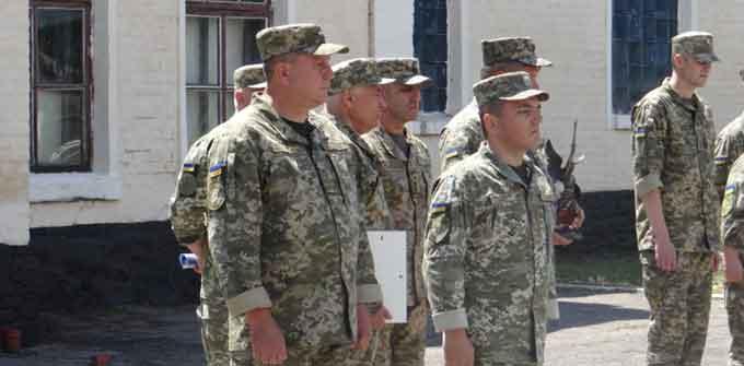 Смілянський гарнізон очолив новий командир (відео)