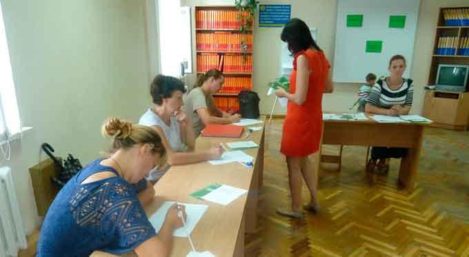 Золотоніські жінки розглянули правове поле трудових відносин з роботодавцем