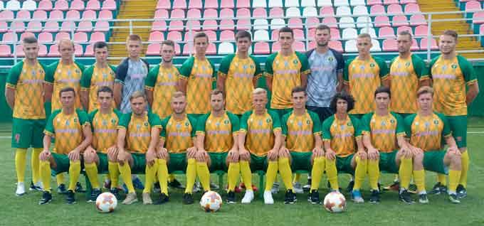 ФК «Черкащина-Академія» презентували громаді