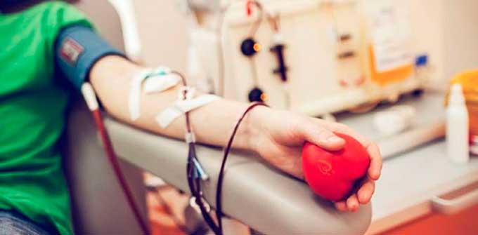 станція переливання крові шукає донорів