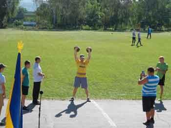 Визначено найспортивніше село Катеринопільщини