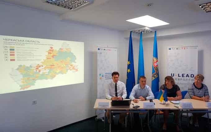 Черкащина – лідер по створенню нових громад – чекає від ЦВК призначення виборів